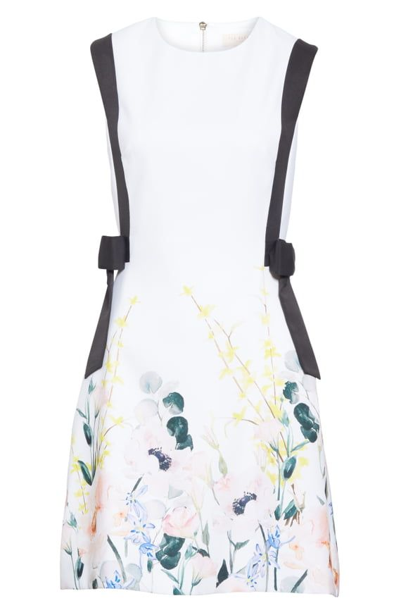 21f61edacfe90157327700d53ee35f7a - Ted Baker Arienne Hanging Gardens Dress