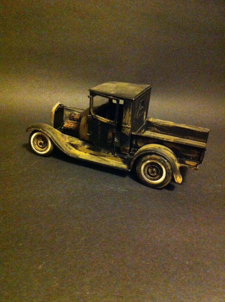 29 Ford Barn Find Model Car