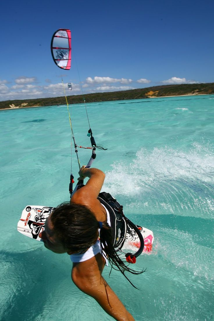 The dreaming kitesurf spot: Babaomby on the emerald sea | Kitesurfing Eco Travel Magazine by Kite Trips