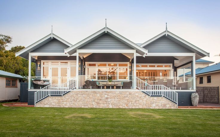 The Hamptons is more than just a look, it's a lifestyle | Scyon Wall Cladding And Floors