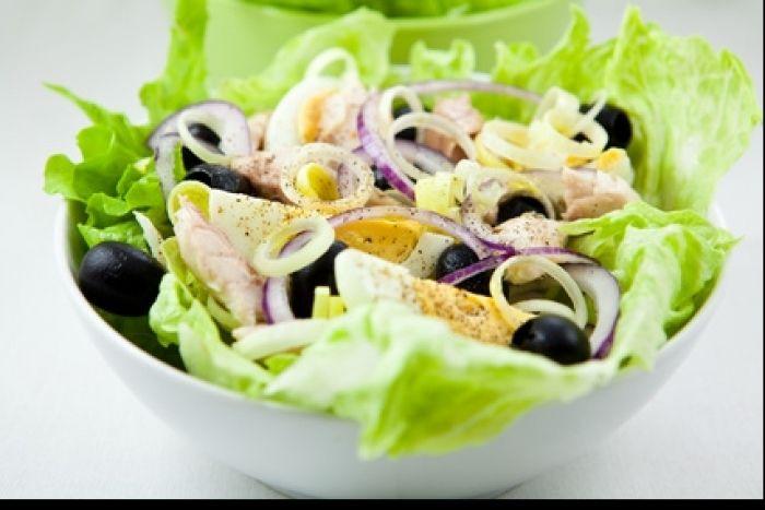 Photo de Recette de Salade niçoise traditionnelle