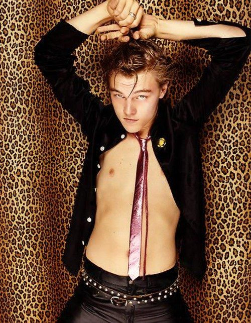 Love Dicaprio Russian Love He 37
