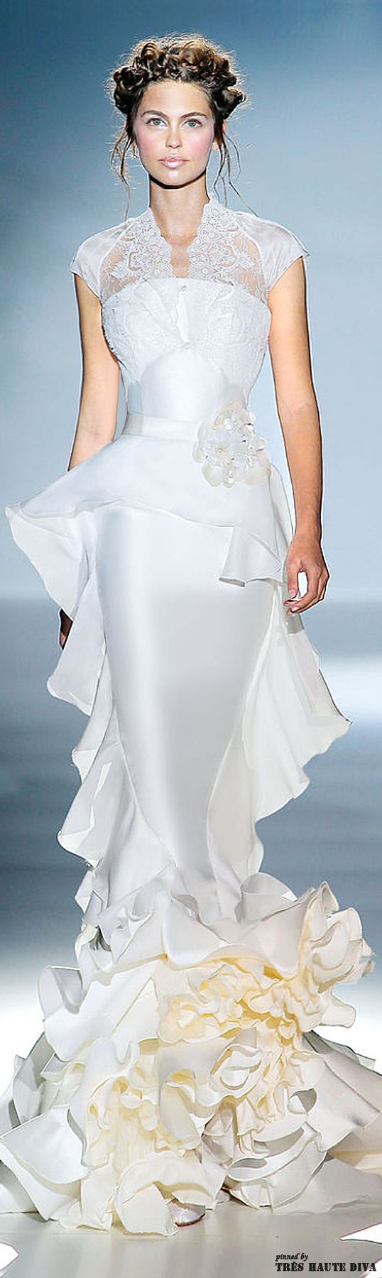 This is the one <3-Sandra Victorio & Lucchino Bridal 2014