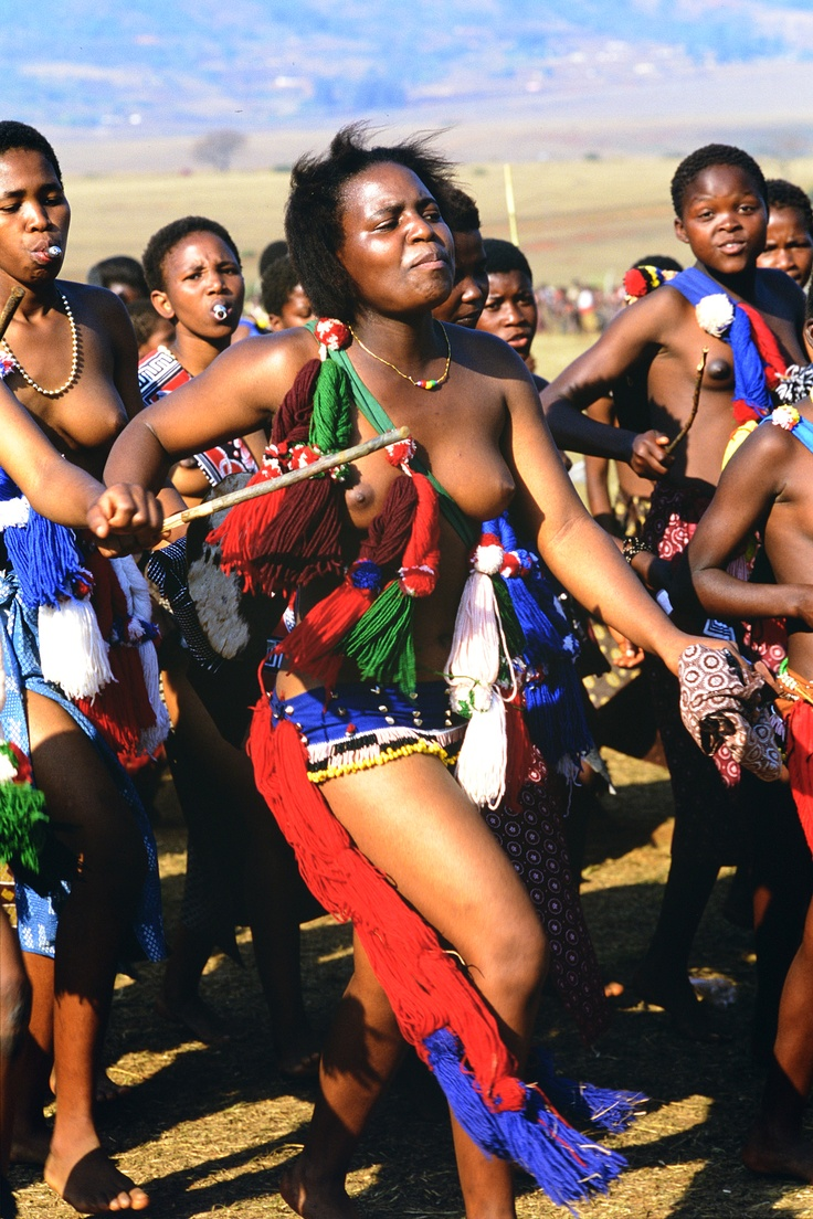 naked women of swaziland