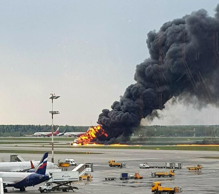 Recent Colorado College Grad Was Only American Killed In Moscow Plane Crash Authorities Say Moscow Airport Sukhoi Colorado College