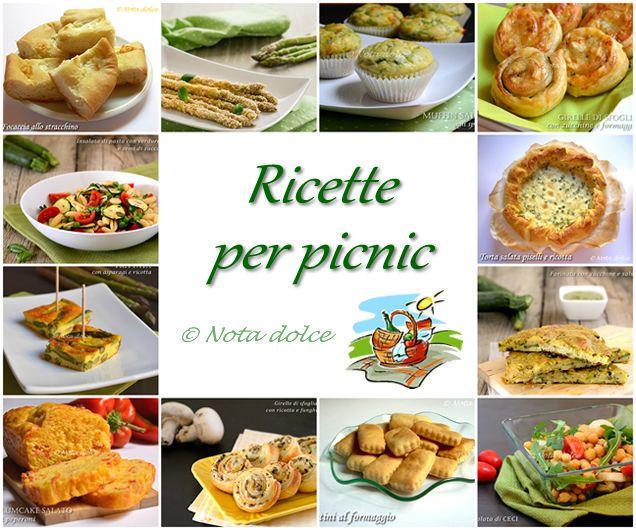 Ricette per picnic idee pratiche e gustose