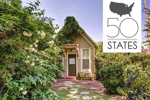 Travel Small (and Save): A State-by State Guide to Tiny Houses Rentals