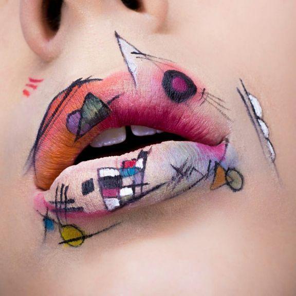 Best Ideas For Makeup Tutorials    Picture    Description  Slideshow:12 Lip Artworks You Should See by Sonia Kolesnikov-Jessop (image 1) – BLOUIN ARTINFO, The Premier Global Online Destination for Art and Culture   BLOUIN ARTINFO    - #Makeup https://glamfashion.net/beauty/make-up/best-ideas-for-makeup-tutorials-slideshow12-lip-artworks-you-should-see-by-sonia-kolesnikov-jessop-image-1/