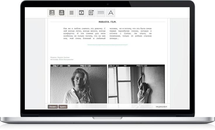 Gophotoweb - создание сайтов, интернет-магазинов и блогов для бизнеса и творческих профессионалов. Стильные дизайны, удобная система управления сайтом, быстрые сроки и доступные цены.