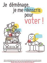 #Cherbourg : Inscription sur les listes électorales le mode d'emploi !