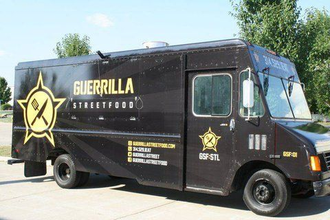 Goin' Brick & Mortar: Guerrilla Street Food Signs a Lease - St. Louis Magazine Opening April 2015 South Grand