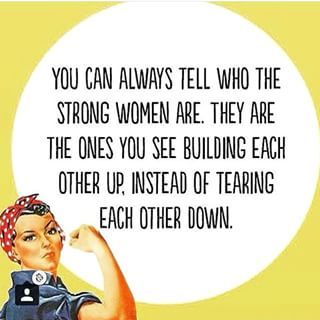 Love! #strongwomen #motivation #inspiration