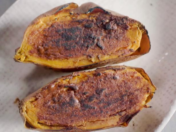 Get Brulee Sweet Potato Recipe from Food Network