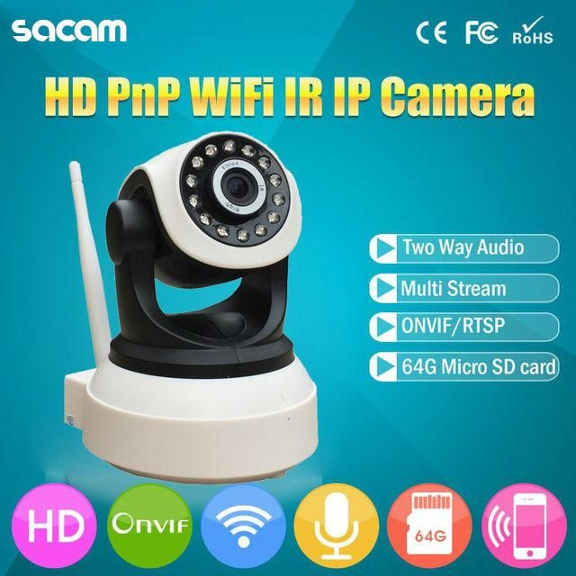 [Visit to Buy] WiFi IP Security Camera P2P Wireless CCTV Camera Home Security Surveillance ONVIF PTZ Two-way Audio IR-Cut Night Vision Webcam  #Advertisement