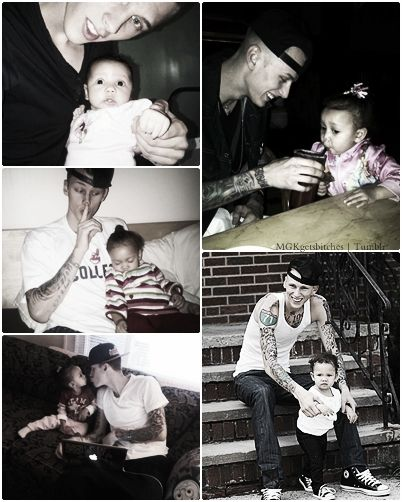 Him And His Daughter Casie