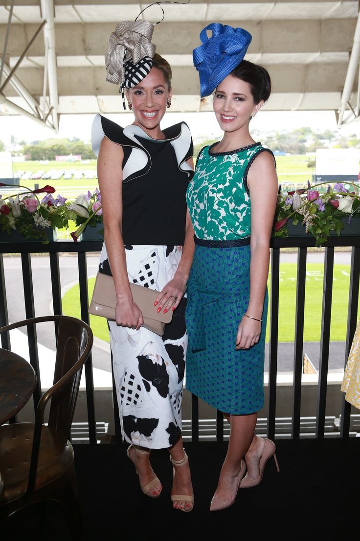 These two looks are on point for the summer racing season!