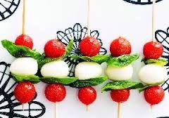Výsledek obrázku pro sýrovo zeleninový špíz