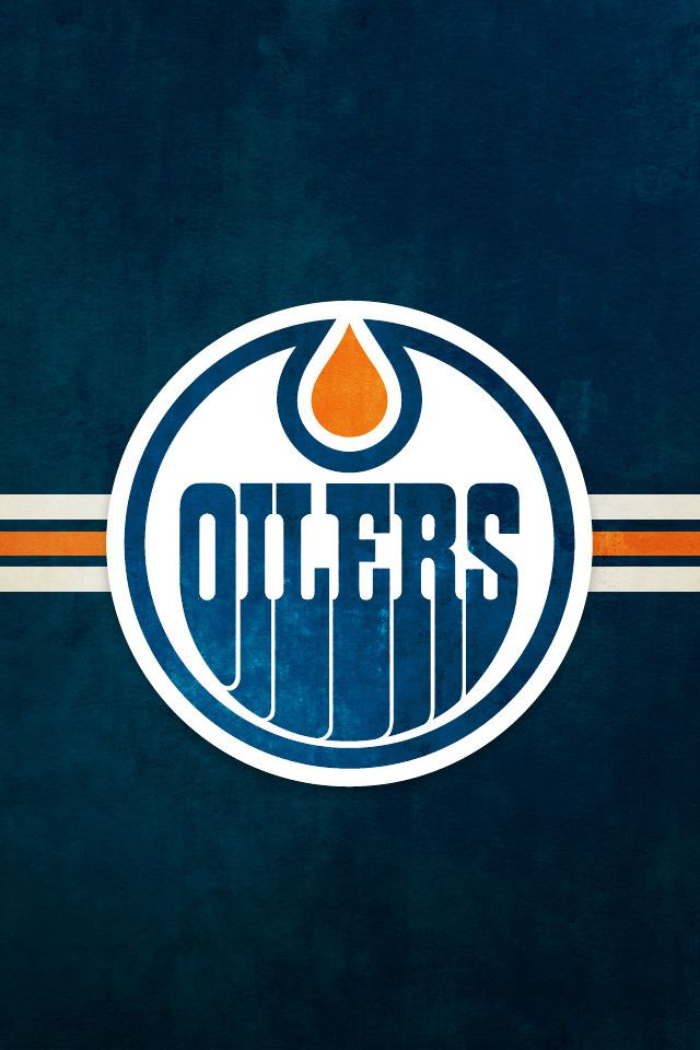 Edmonton Oilers iPhone Background