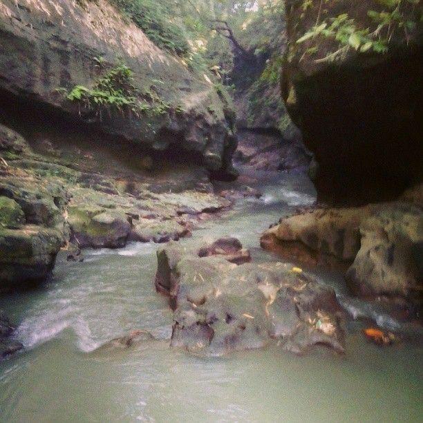 grand canyon of bali
