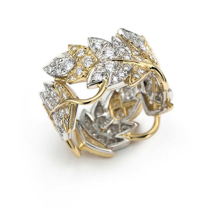 Tiffany & Co. Schlumberger®:Four Leaves Ring_alternative-view-1