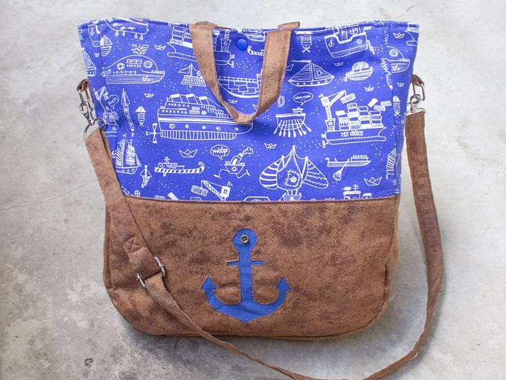 30 best Taschen selbstgemacht images on Pinterest | Sew bags, Sewing ...