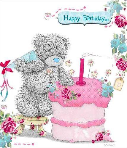 Happy Birthday...   tjn