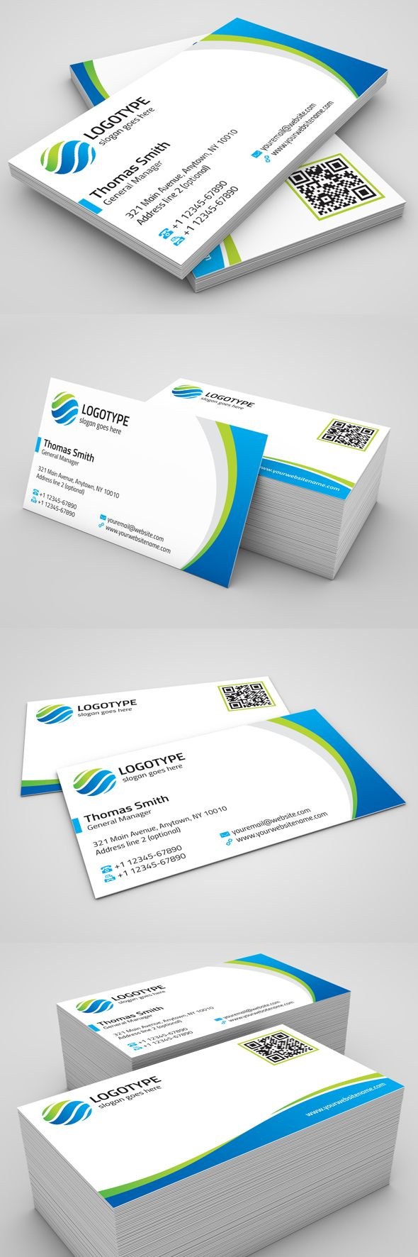 290 best Business Card Inspiration images on Pinterest | Business ...