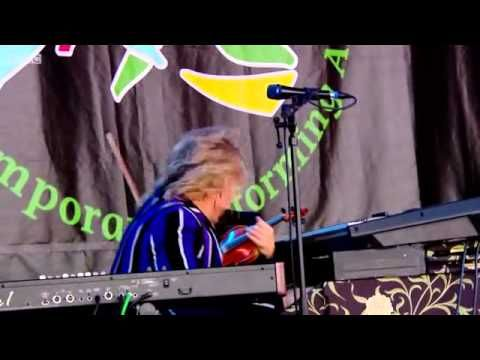 The Waterboys - Live At Glastonbury 2015 - YouTube