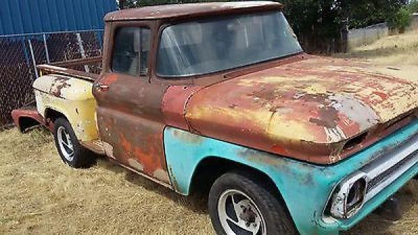 Chevrolet: C-10 1960 chevrolet c 10