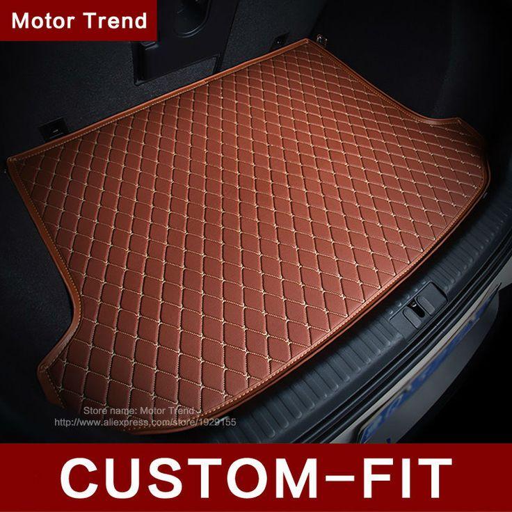 Специальной установки багажнике автомобиля коврик для Camry RAV4 соглашение Corolla Altima гражданского слияние побег фокус исследователь 3D стайлинга автомобилей грузовой лайнер