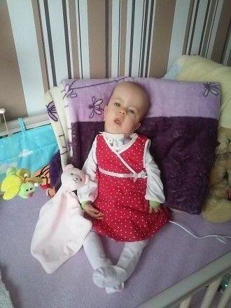 Na dwumiesięczną rehabilitacje Milenki :)