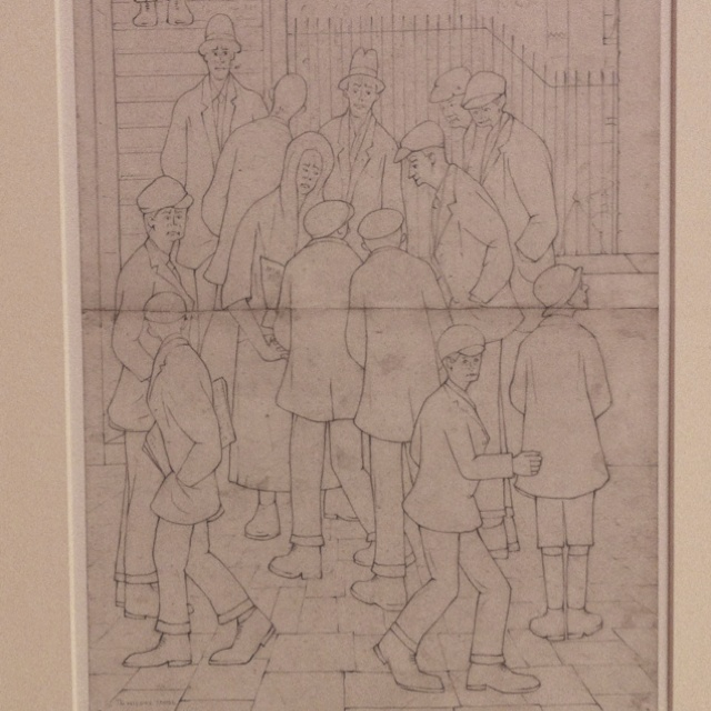 L S Lowry art prints and posters