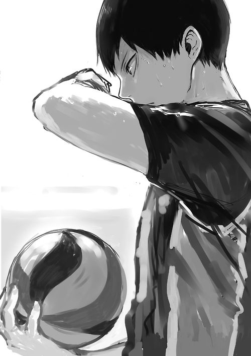 Haikyuu!! Kageyama Tobio | I love this dork too much it should be illegal
