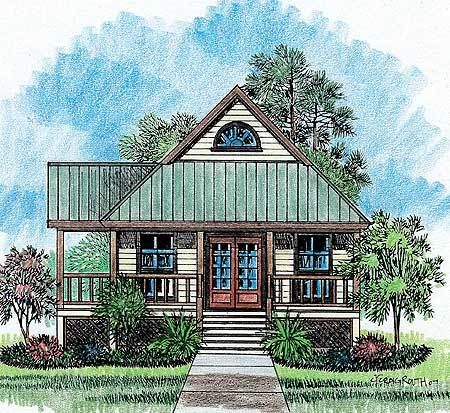 220 best small house plans images on Pinterest | Little house plans ...