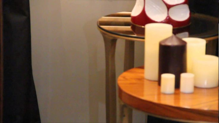 BRABBU | CASEGOODS LURAY Side table