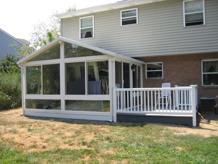 17 best images about 4 season sunroom on pinterest for Sunroom roofs