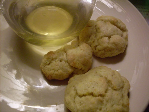 orange olive oil cookie | Kitchen: Dessert | Pinterest