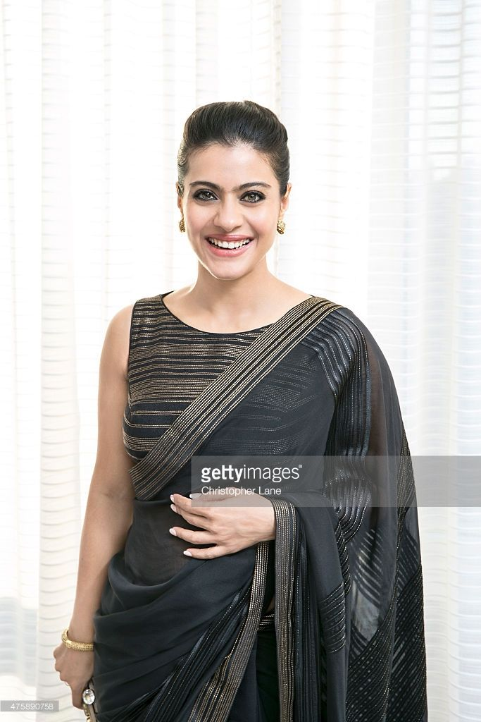 Actress Kajol Devgan is photographed at the United Nations and Unilever Event on (September 22, 2014) in New York City.