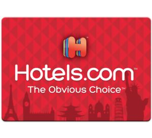 [$85] eBay.ca Buy $100 Hotels.com Gift Card for $85 - Email Delivery https://www.lavahotdeals.com/ca/cheap/ebay-buy-100-hotels-gift-card-85-email/300774?utm_source=pinterest&utm_medium=rss&utm_campaign=at_lavahotdeals&utm_term=hottest_12