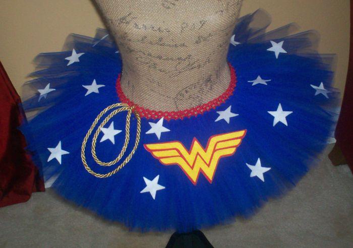 Wonder Woman Tutu |Run, Karla, Run! | Run, Karla, Run!