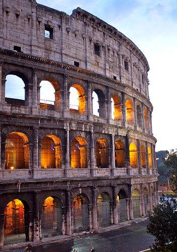 Rome: Colosseum ♠  | da féileacán