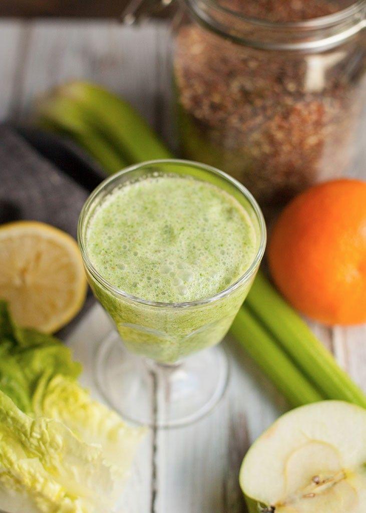 10. groene paleo smoothie-1