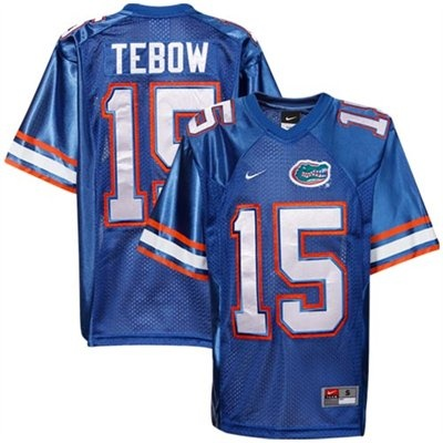 Tim Tebow.<3Football Jersey Roy, Florida Gators, Jersey Roy Blue, Tim Tebow, Gator Youth, Nike Tim, Gator National, Tackle Twill, Tebow Florida