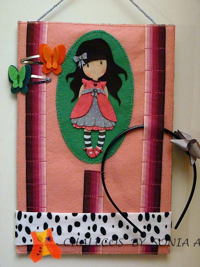 Chalecos by Sonia Arias: Organizador accesorios pelo...