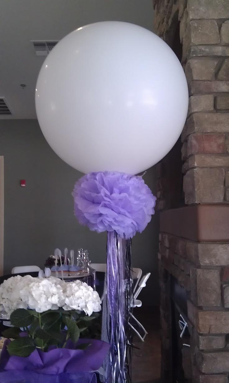 balloon party fun pretty  i love how versatile balloons