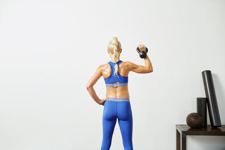 If You Want to Get a Stronger Core, Do This Kettlebell Workout ASAP