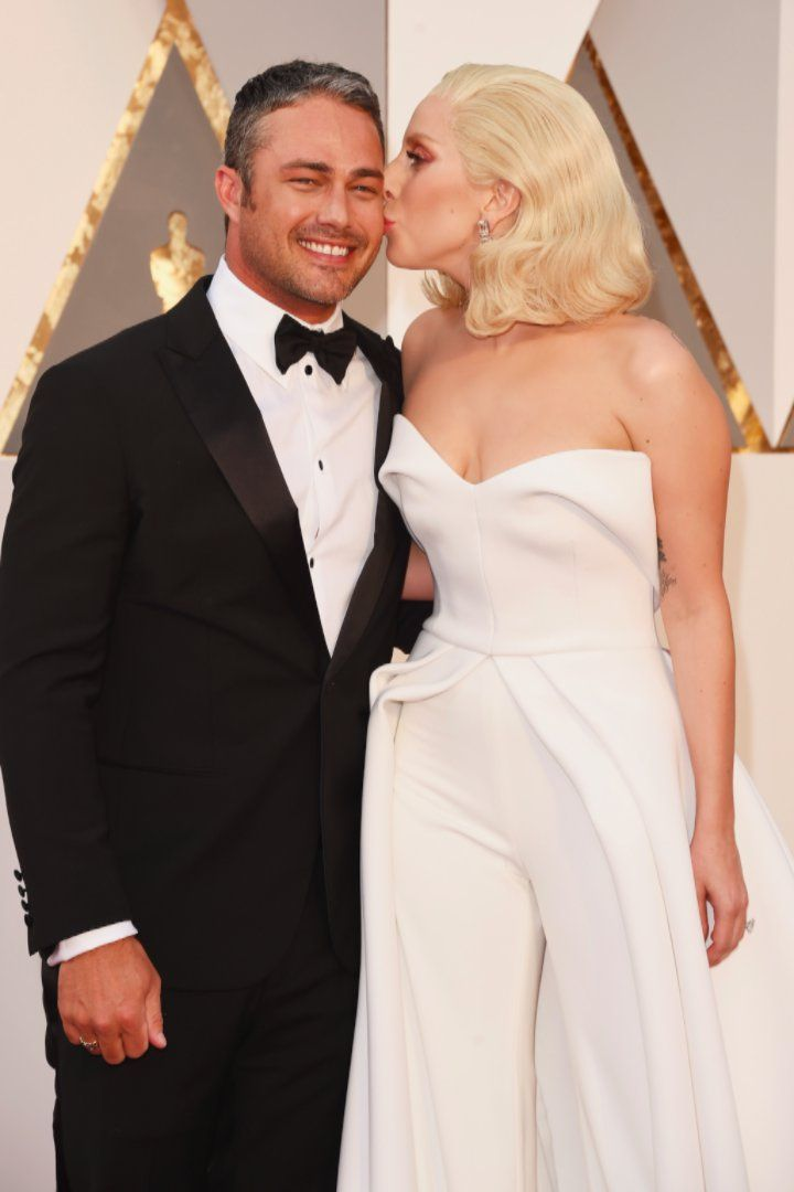 These Celebrity Couples Heated Up the Red Carpet at the Oscars