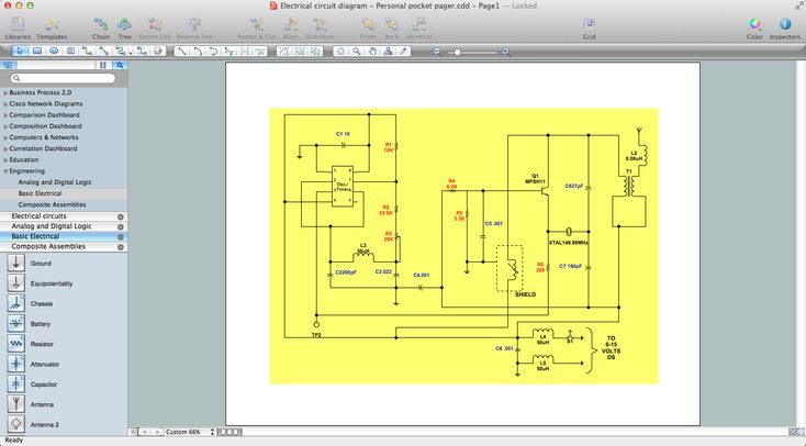 23 Clever Electrical Wiring Diagram Software Open Source