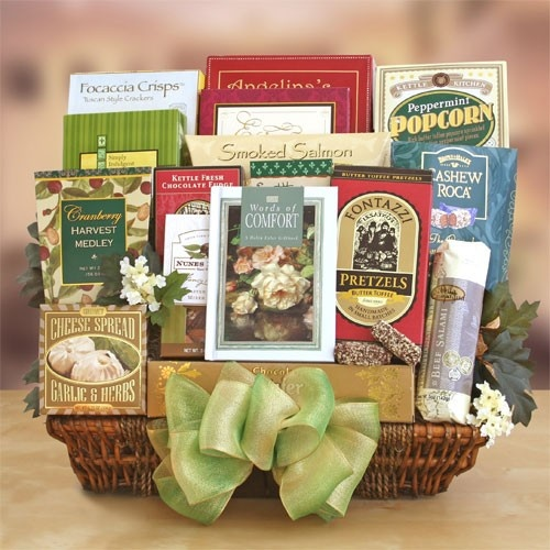 13 best sympathy gift baskets images on pinterest gourmet gift caring condolences sympathy basket 10595 negle Gallery
