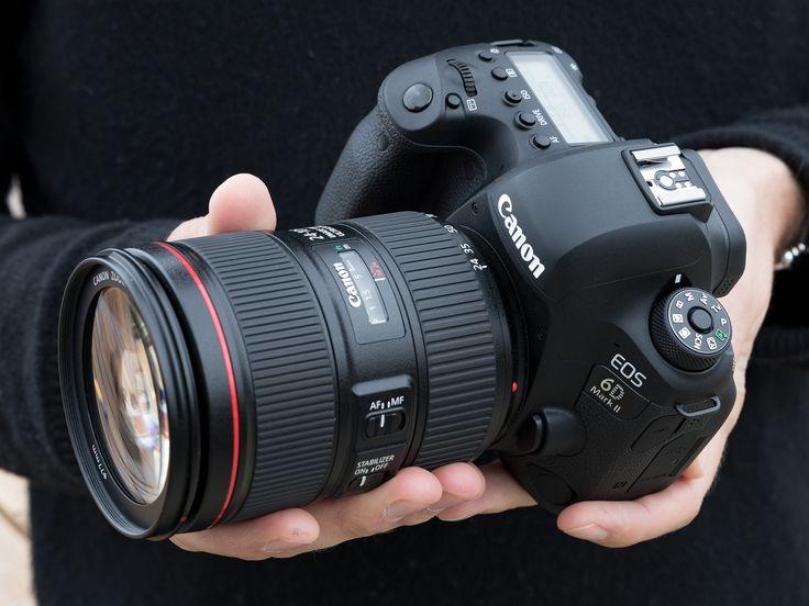 Обзор Canon EOS 6D Mark II